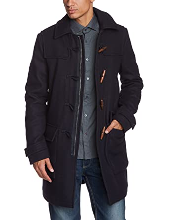 Tommy Hilfiger Classic Duffle Coat Manches Longues Homme