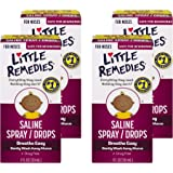 Little Remedies Little Noses Saline Spray/Drops
