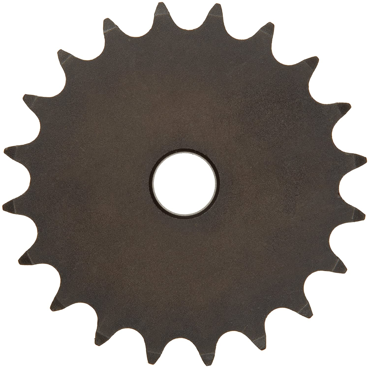 Single Strand 2.504 OD Martin Roller Chain Sprocket 0.625 Pitch Type B Hub 1.75 Hub Dia. 11 Teeth 0.343 Width 50 Chain Size Reboreable 0.625 Bore Dia.
