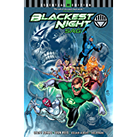 Blackest Night Saga (DC Essential Edition) book cover