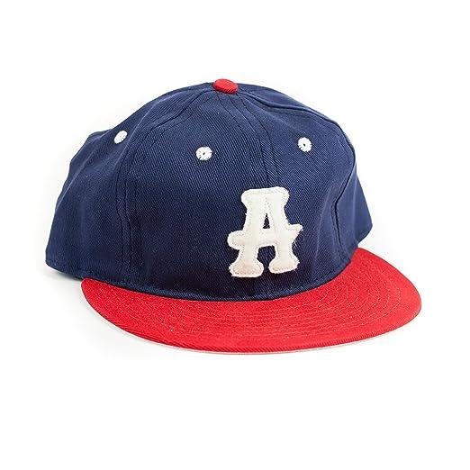 c010e4e0578 Amazon.com  Charlie Hustle x Ebbets Field Unisex Negro League ...