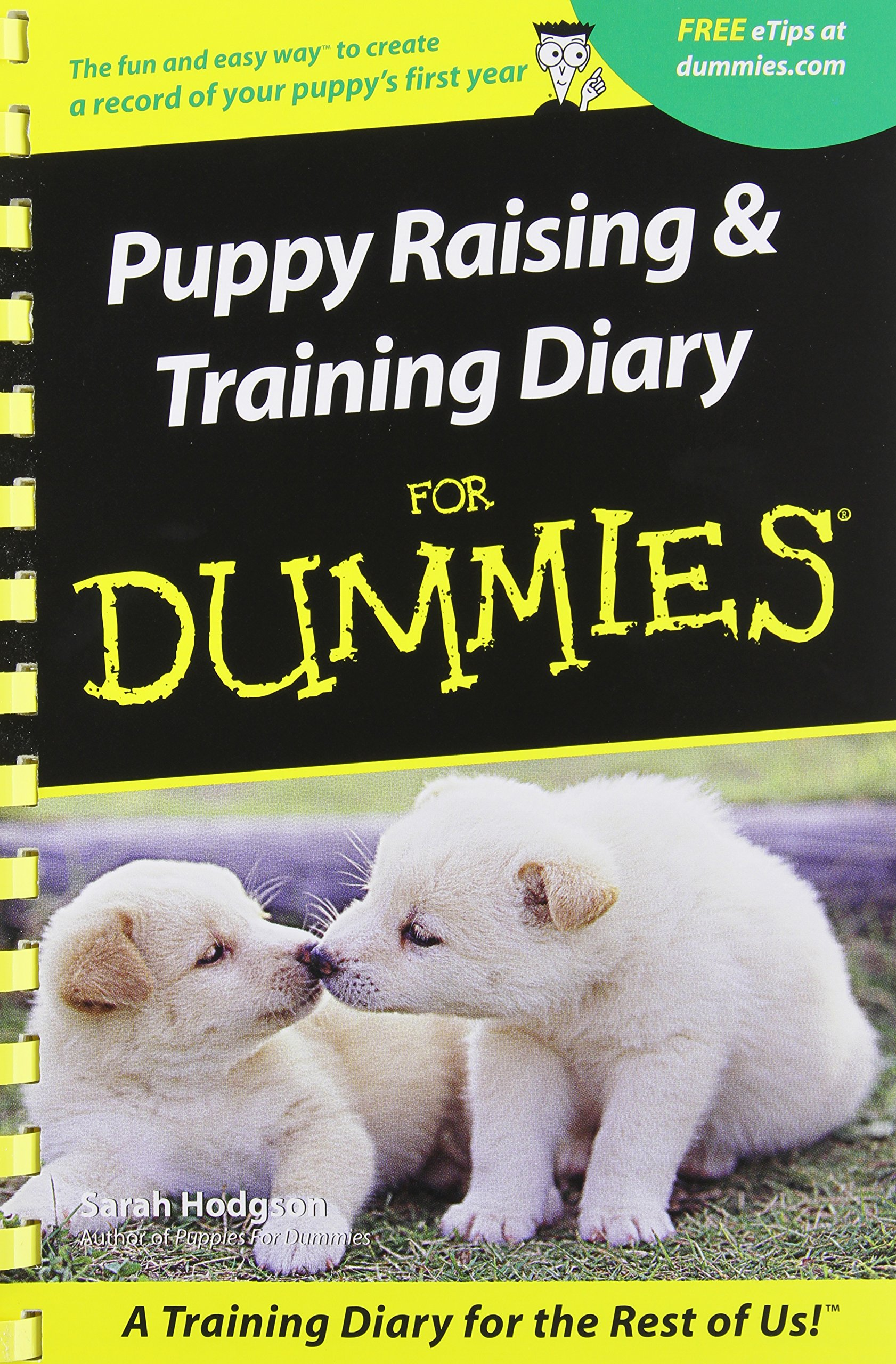 Puppy Raising & Training Diary for Dummies ebook