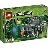 LEGO Minecraft The Jungle Temple 21132 Building Kit (598 Pieces)
