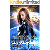Krimson Run: A Galactic Race for Justice (Krimson Empire Book 1)