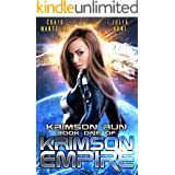 Krimson Run: A Galactic Race for Justice (Krimson Empire Book 1)