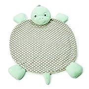 DEMDACO Taddles Turtle Playtime Blanket