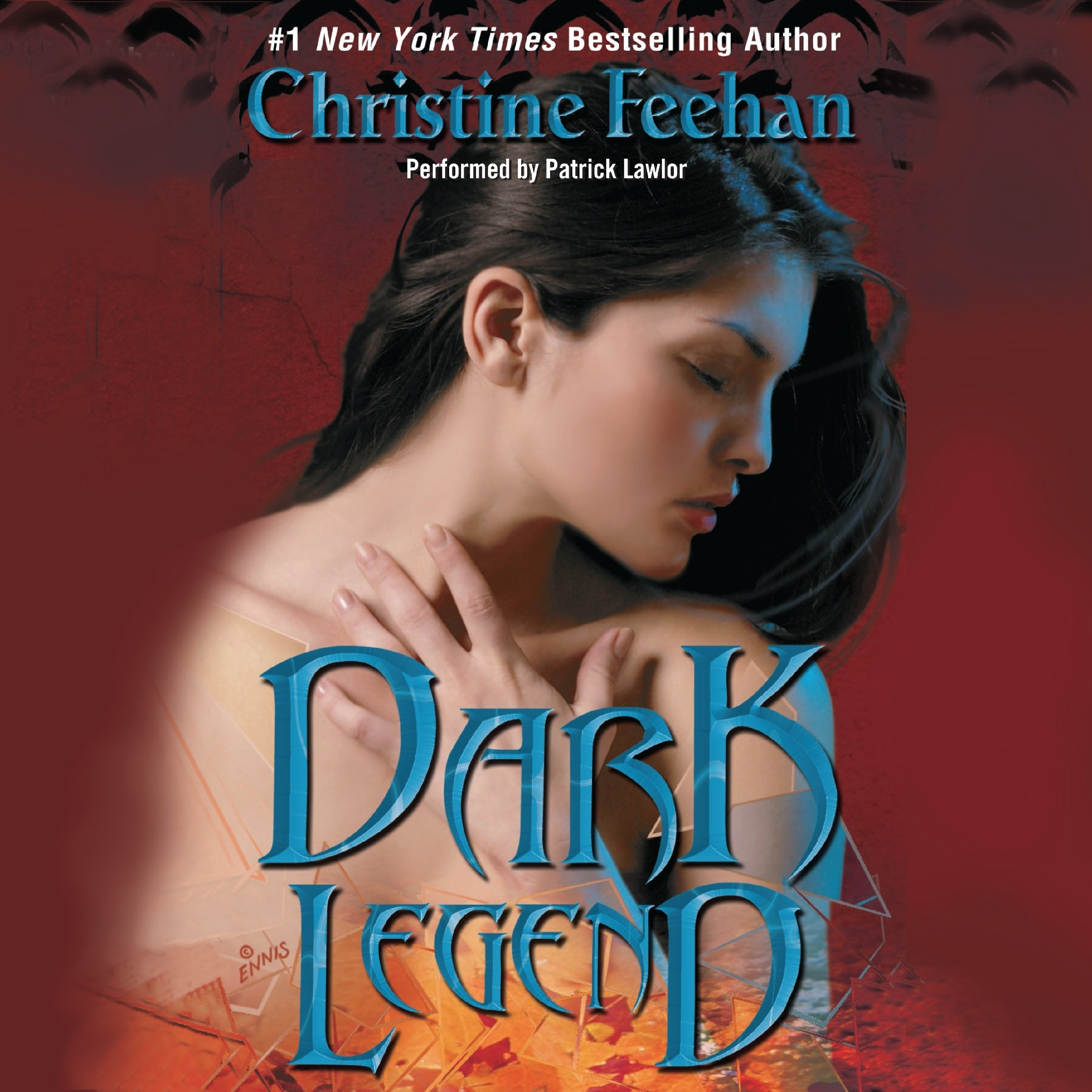 Dark Legend (Dark series, Book 8)(LIBRARY EDITION) (The Dark)