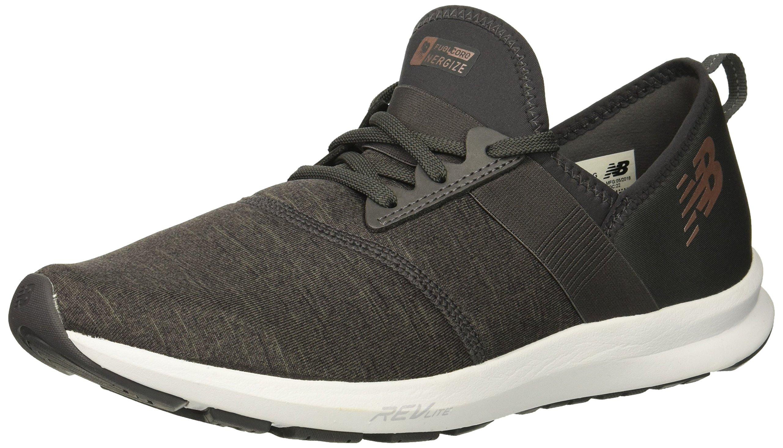 New Balance Women's Nergize V1 FuelCore Sneaker,MAGNET,8 D US by New Balance