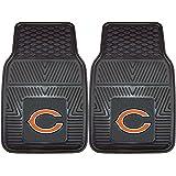 "FANMATS - 8753 NFL Chicago Bears Vinyl Heavy Duty Car Mat 18""x27"""