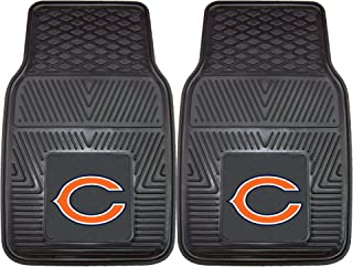 """product image for FANMATS - 8753 NFL Chicago Bears Vinyl Heavy Duty Car Mat 18""""x27"""""""