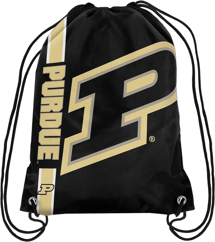 FOCO NCAA Big Logo Drawstring Backpack