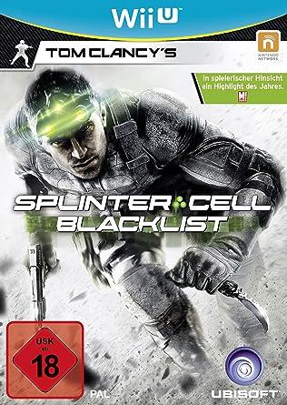 Tom Clancys Splinter Cell Blacklist [Importación Alemana ...