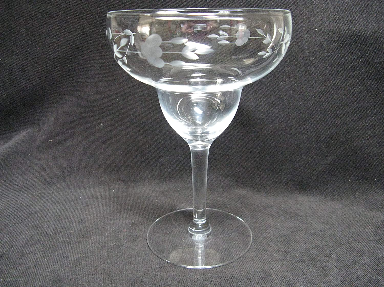 Princess House Crystal Margarita Glasses