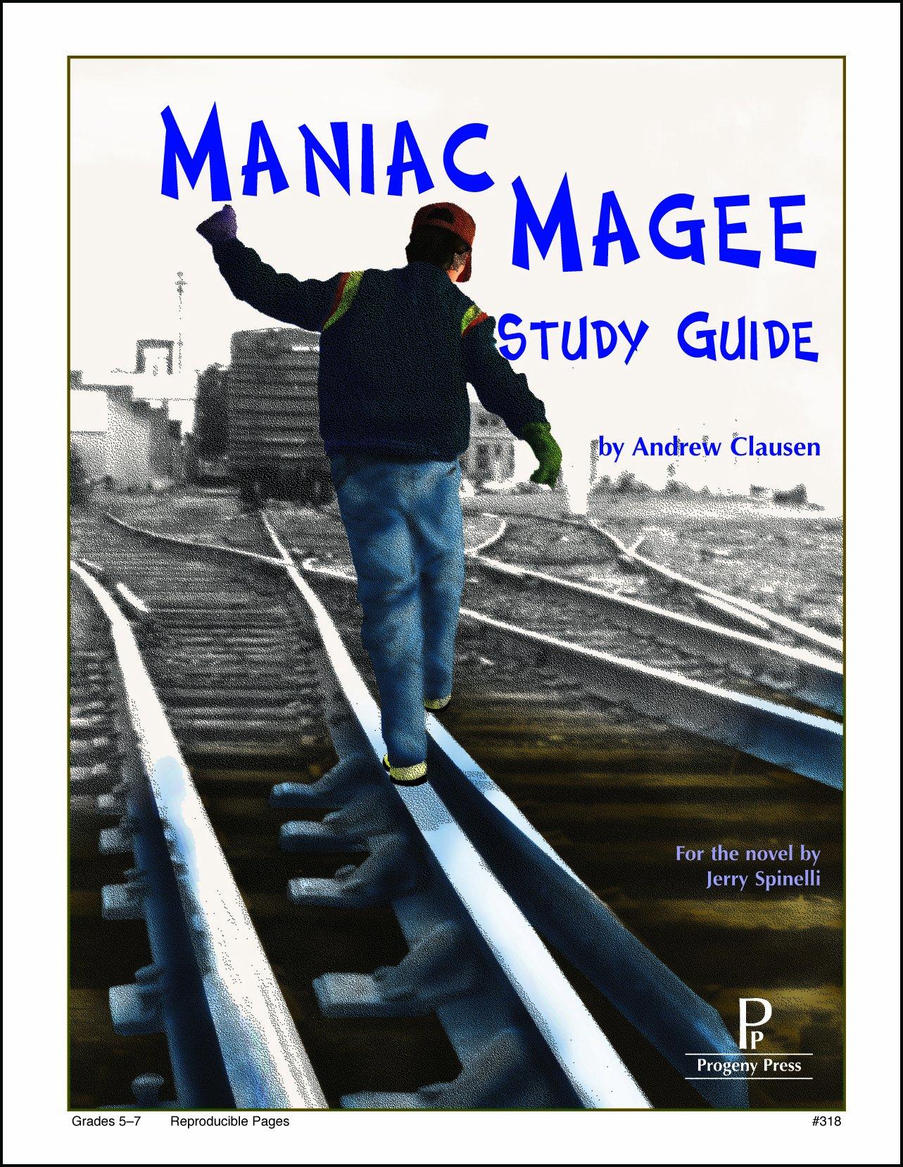 Maniac Magee Study Guide ebook