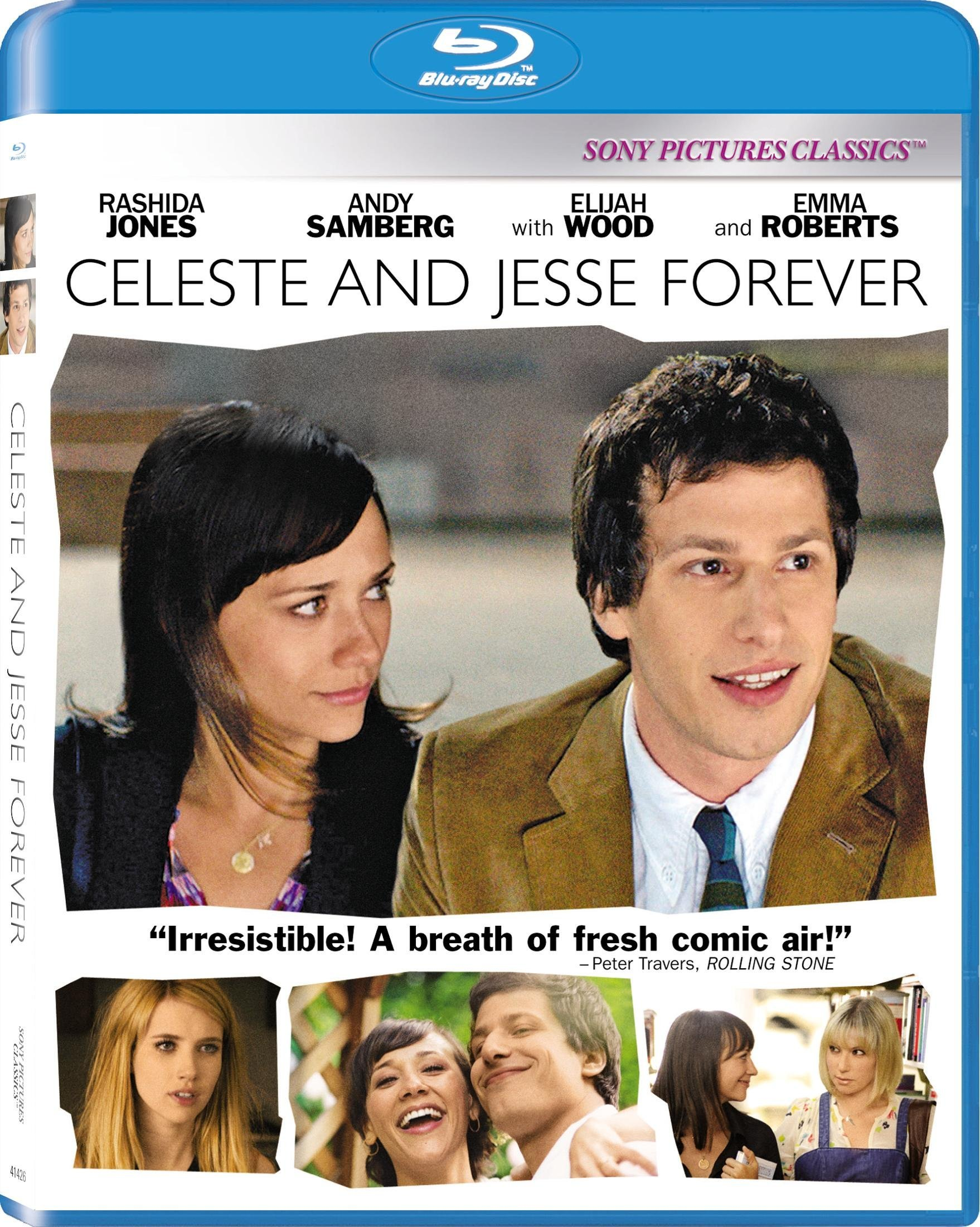 Blu-ray : Celeste and Jesse Forever (Dolby, AC-3, Widescreen, )