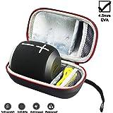 EVA Housse/Cas/étui/sac De Protection Sac Pour UE Ultimate Ears WONDERBOOM Bluetooth Haut-Parleur Par KoKaKo