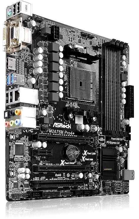 ASRock FM2A75M Pro4+ XFast LAN Drivers PC