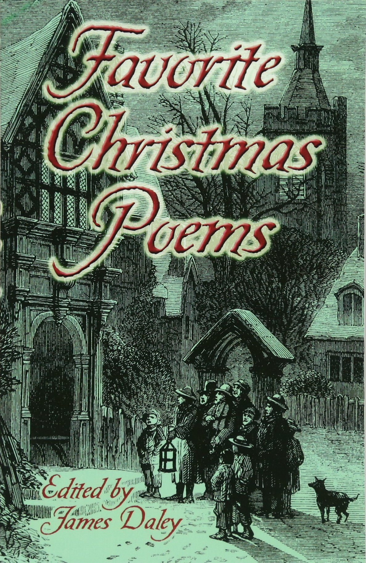 Famous Christmas Poems.Favorite Christmas Poems Dover Books On Literature Drama