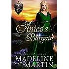 Anice's Bargain: A Scottish Medieval Romance (Borderland Ladies Book 2)