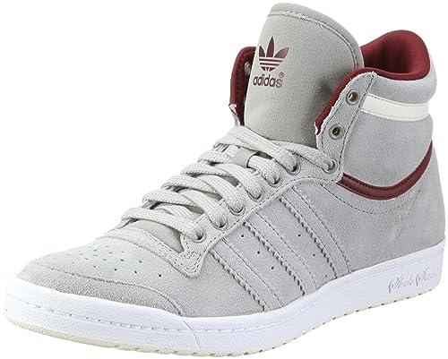 Details zu adidas Originals TOP TEN HI SLEEK W G46322, Damen Sneaker, Grau, EU 38 (UK 5)