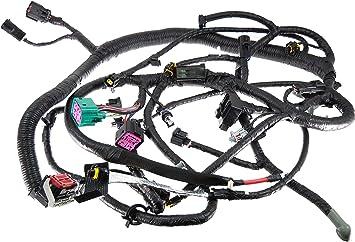 Amazon.com: APDTY 139970 Diesel 6.0L Powerstroke Main Engine Wire Harness  Pigtail Conector Fits Select 05-07 Ford Trucks (See Description For  Details; Replaces 5C3Z12B637BA, 5C3Z-12B637-BA): AutomotiveAmazon.com