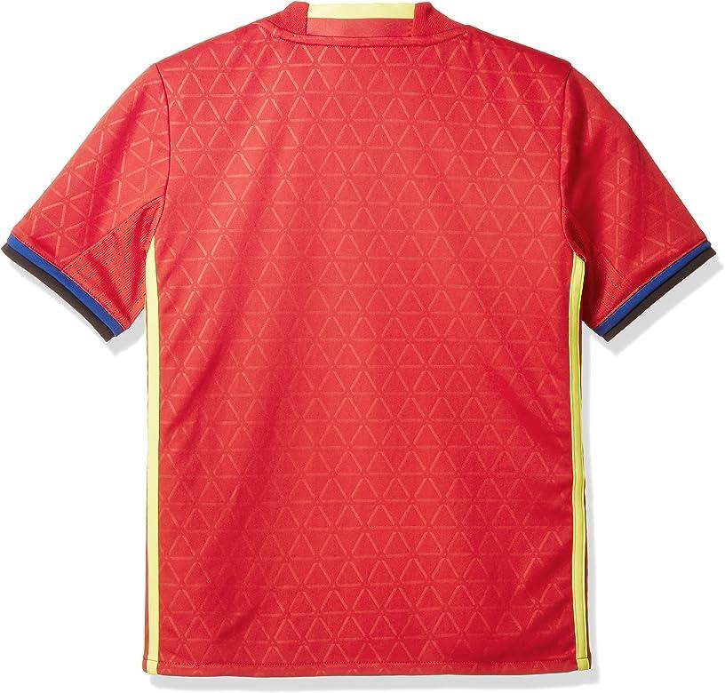 adidas FEF H JSY Y Camiseta Selección Española de Futbol 1ª ...