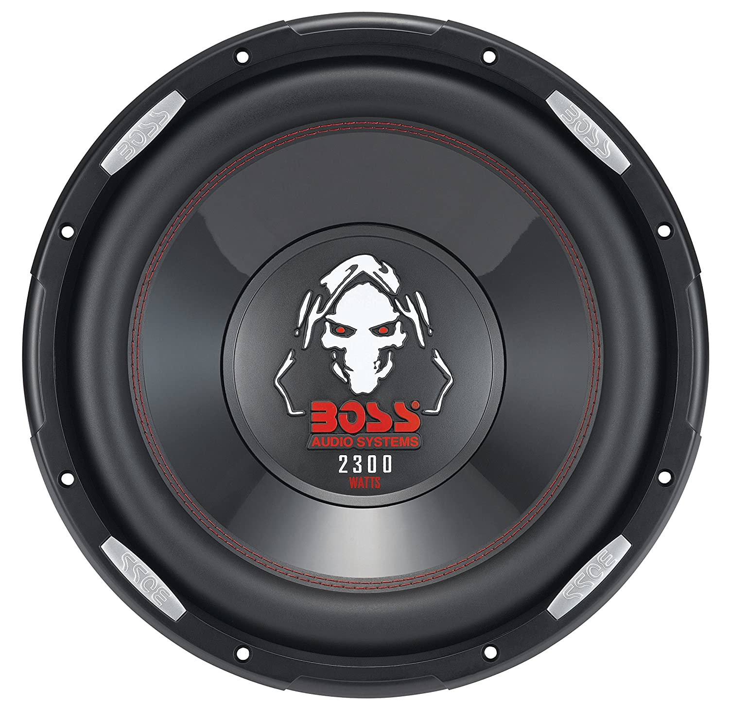 BOSS Audio Subwoofers Review - The P126DVC