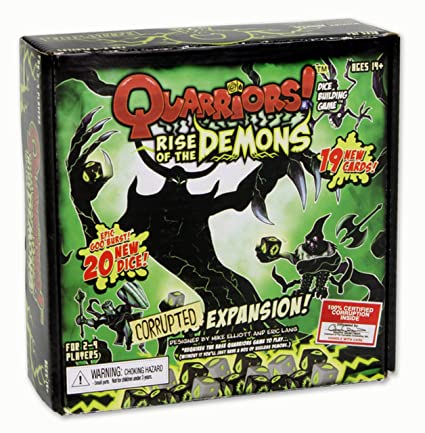 Image result for quarriors rise of the demons