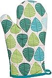 Premier Housewares Leaf Single Oven Glove - Green