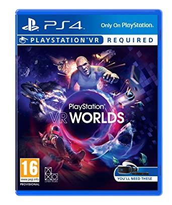 PlayStation VR Worlds (PSVR): Amazon co uk: PC & Video Games
