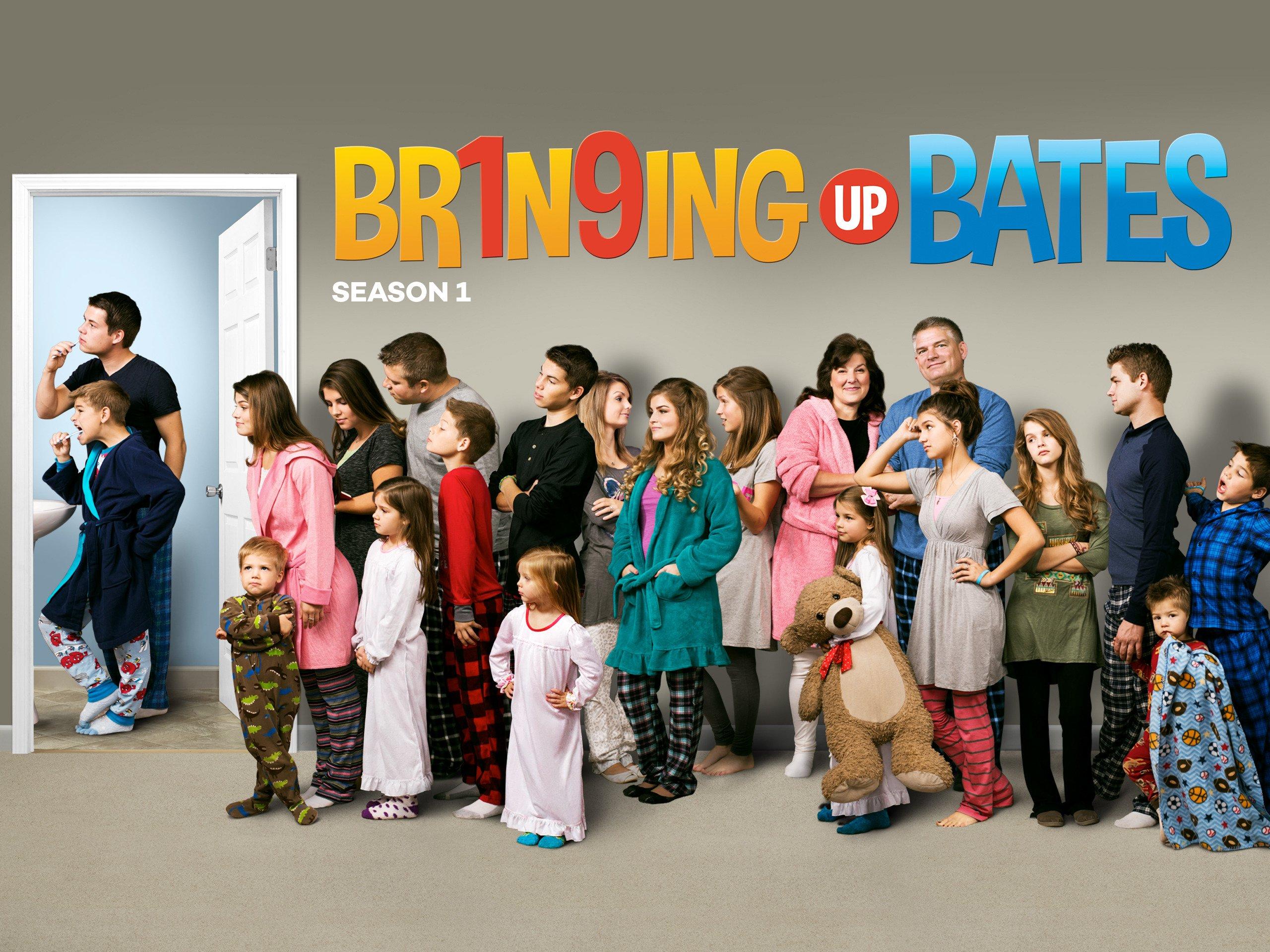 Amazon com: Watch Bringing Up Bates - Season 1 | Prime Video