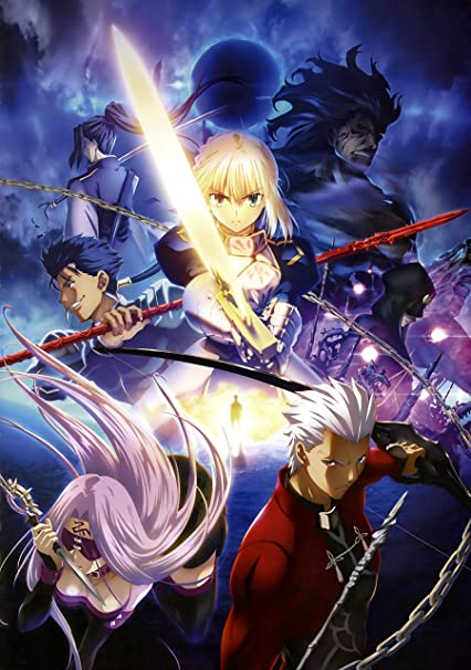 Image result for Fate Stay Night Poster