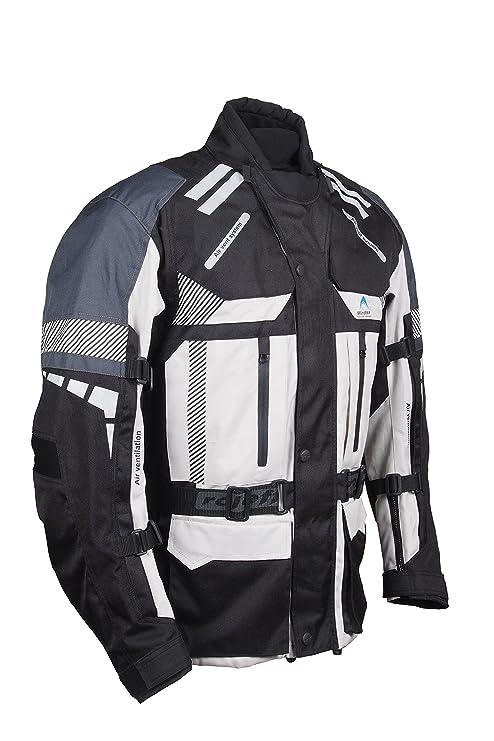 Roleff Racewear textil Chaqueta/Moto Chaqueta con ...