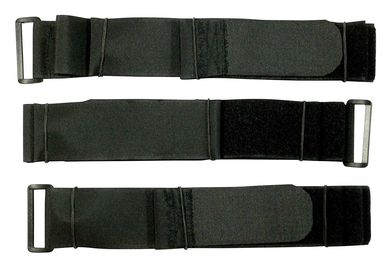 Benristraps extra lang und breit Klettband Klettverschluss ...