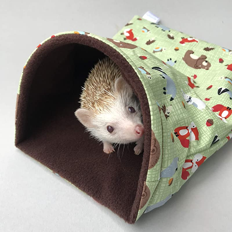 Small Animal Sleeping Bag Hedgie Sack Cozy Sack Snoopy: Hedgehog Snuggle Sack