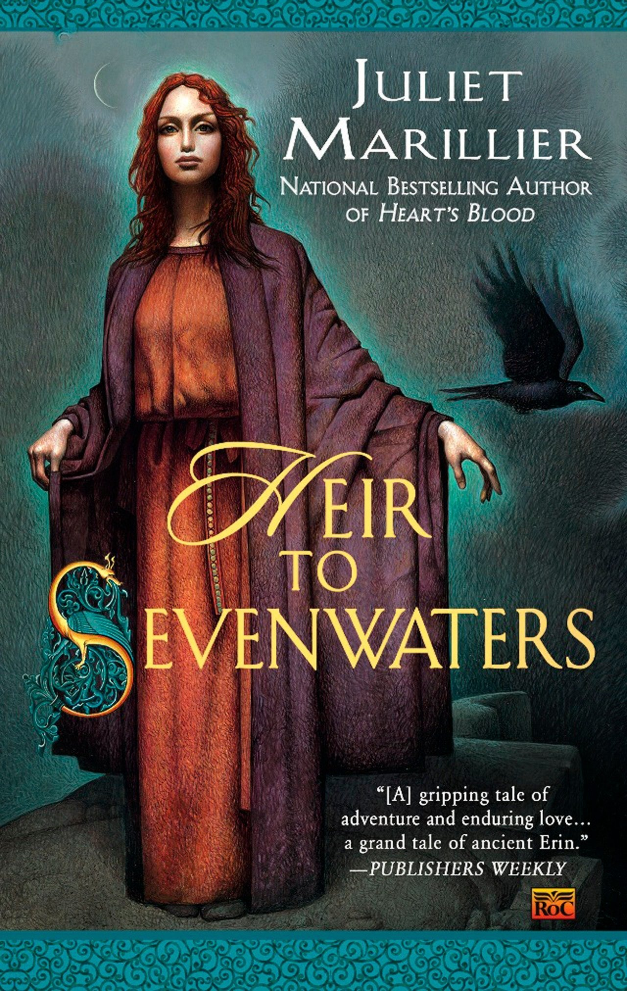 Heir to Sevenwaters ebook