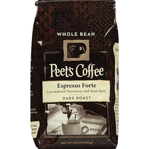 Peet's Coffee Espresso Forte