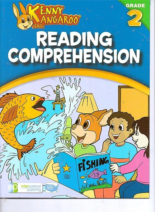Amazon.com: Kenny Kangaroo Reading Comprehension Workbook Grade 2 ...