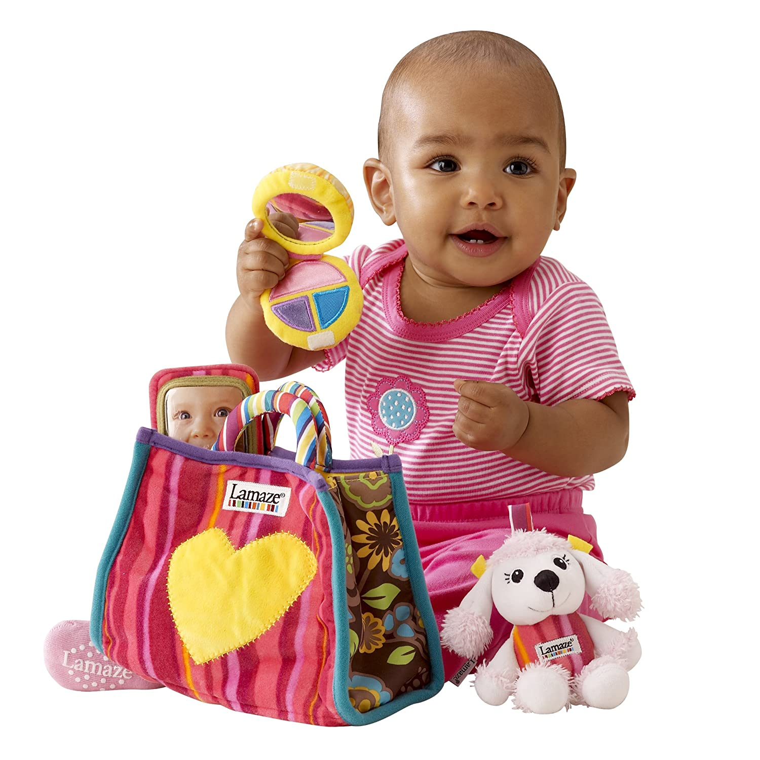 Lamaze My First Purse Fill and Spill Bag Amazon Baby