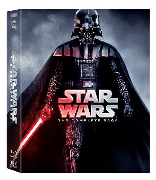 Star Wars: The Complete Saga Episodes I-VI