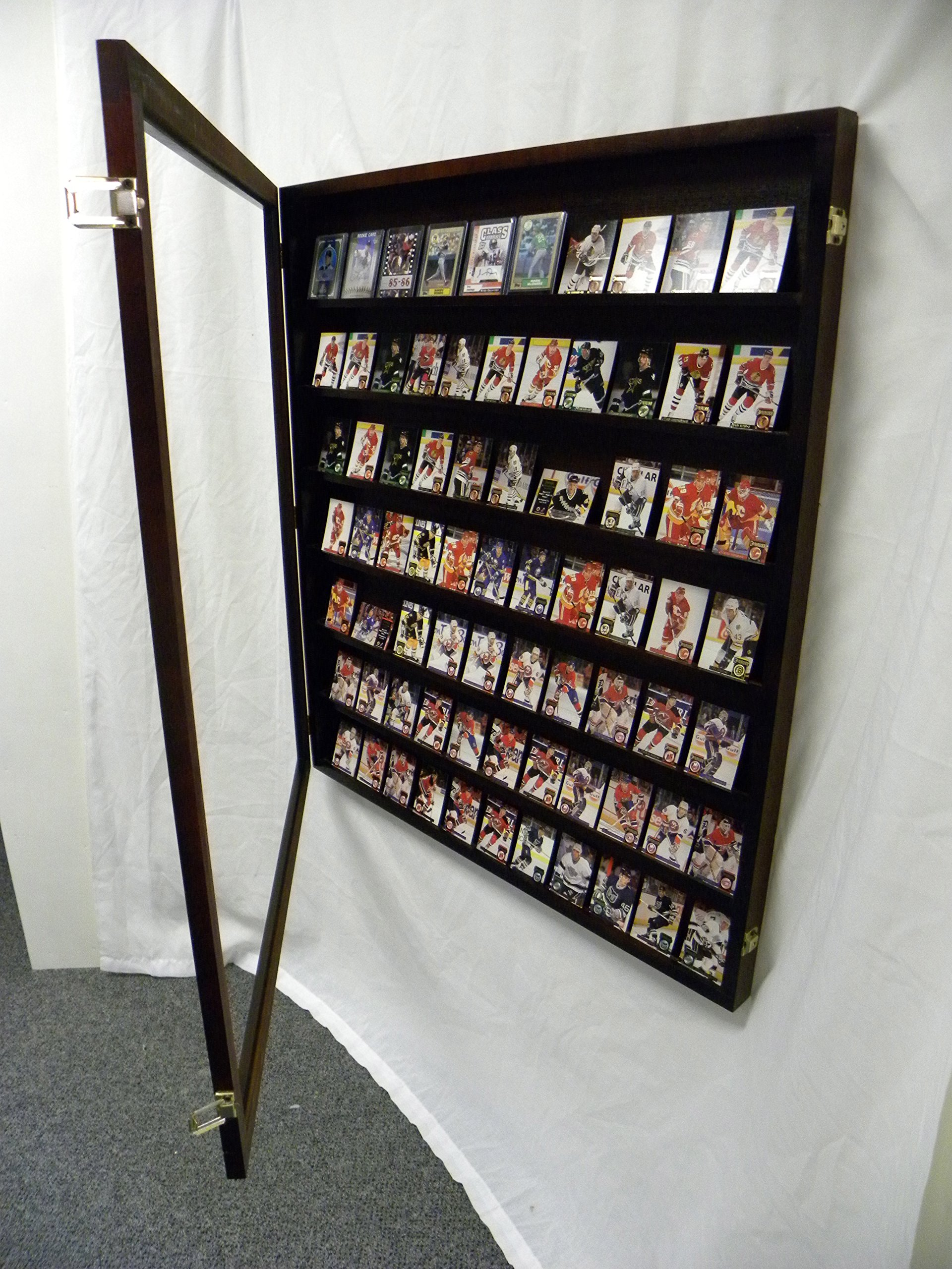 Card Deck Display Case for Decks of Cards/Playing Card Deck Display Case (Cherry) by Pennzoni Display (Image #7)