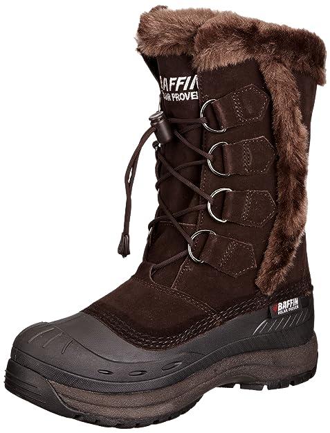 Baffin Chloe, Botas de Nieve para Mujer: Amazon.es: Zapatos