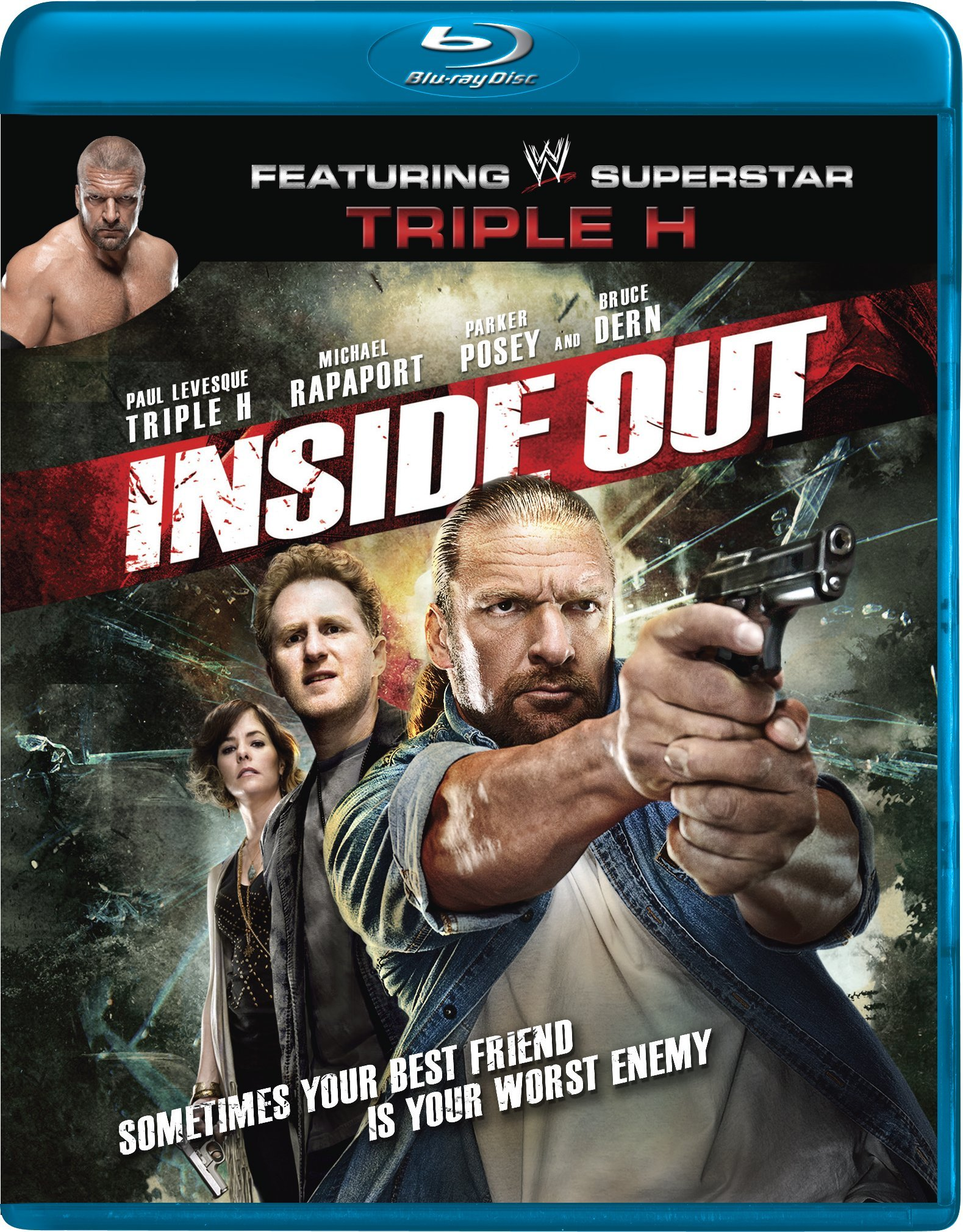 Blu-ray : Inside Out (Blu-ray)