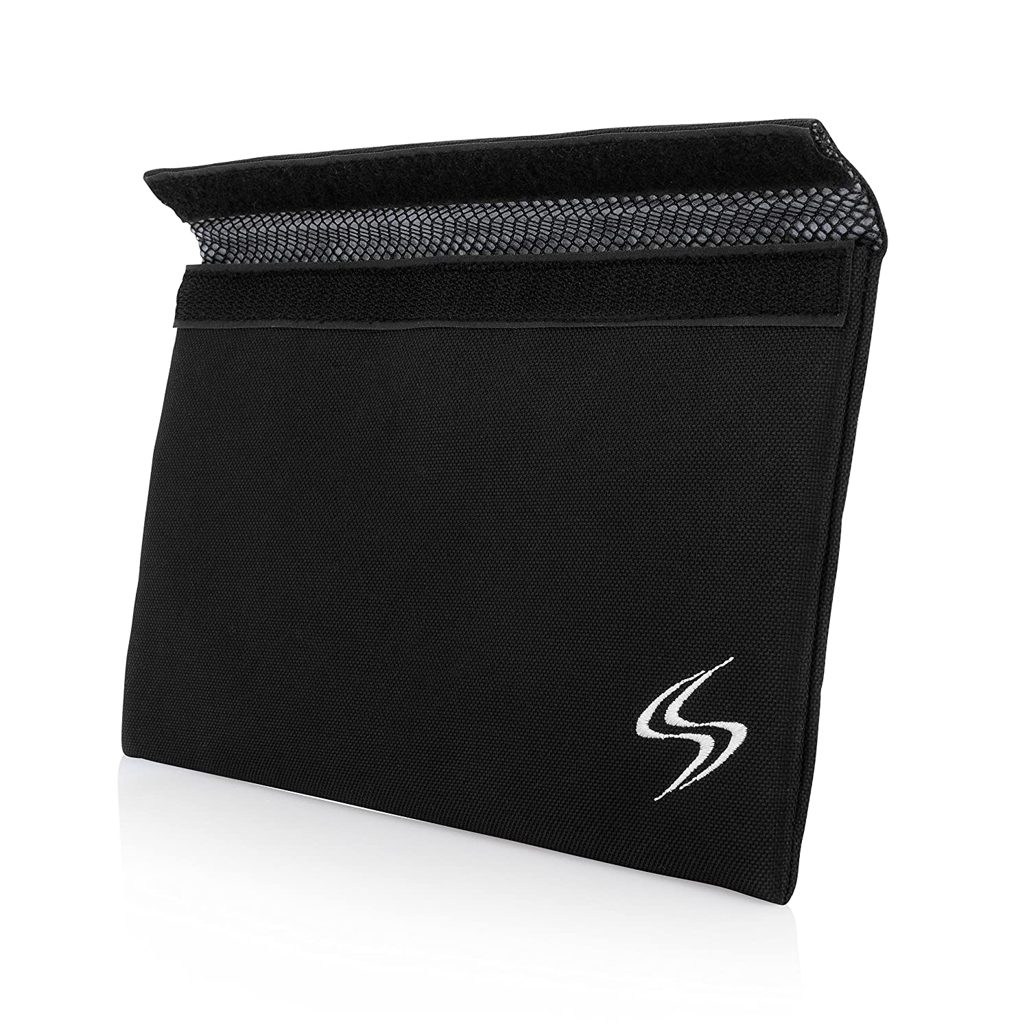 Smell Proof Bag - Smart Stash Pouch 11x6 for Herbs, Weed Grinder, Pipe |  Large Odor Lock Container - Carbon Lined for Discreet Odorless Travel  Storage