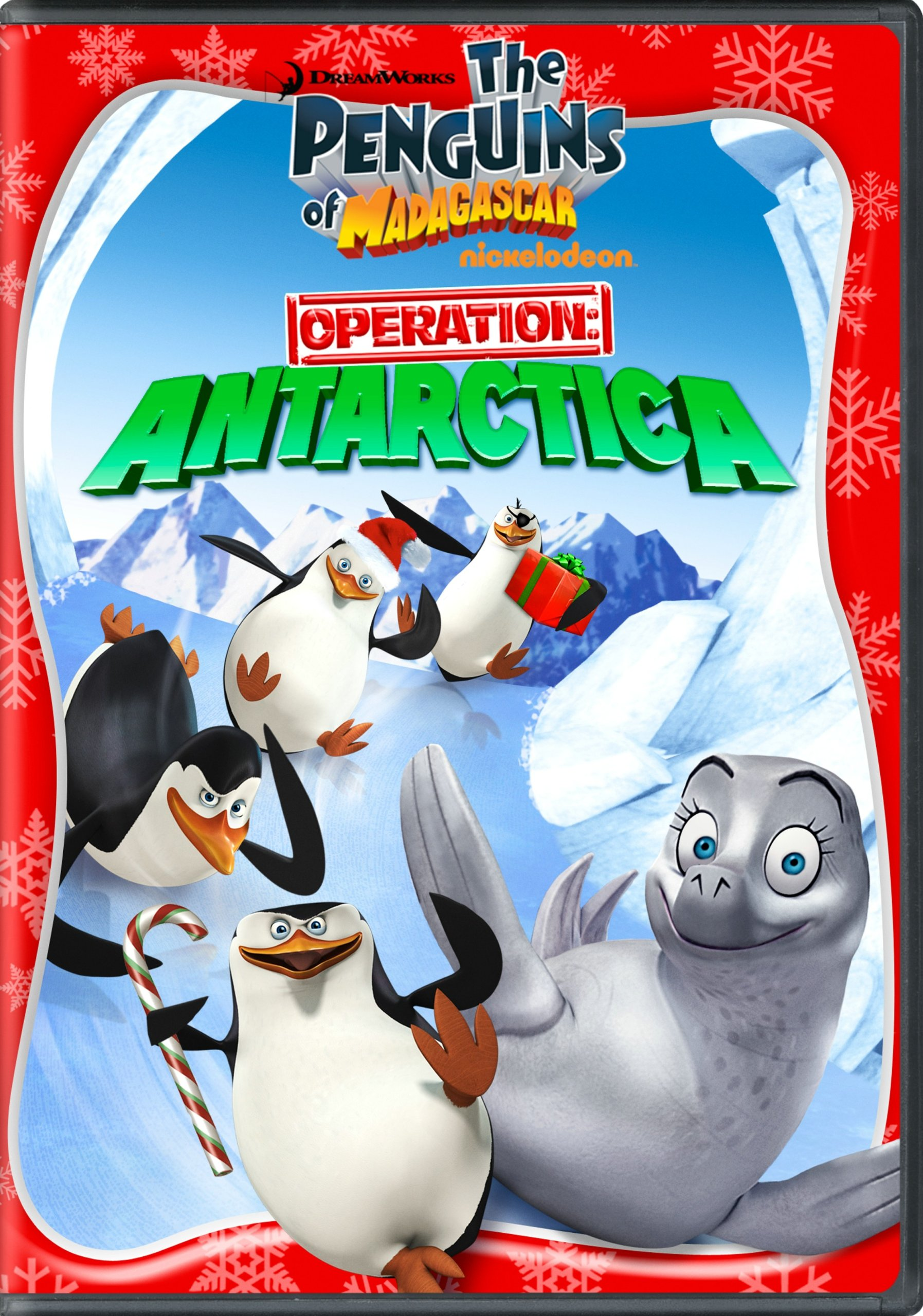 The Penguins of Madagascar: Operation Antarctica