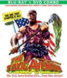 The Toxic Avenger [Blu-ray + DVD Combo]