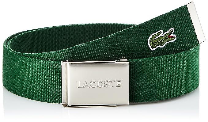 c5ee711d6f Lacoste RC2012 - Ceinture Homme: Amazon.fr: Vêtements et accessoires