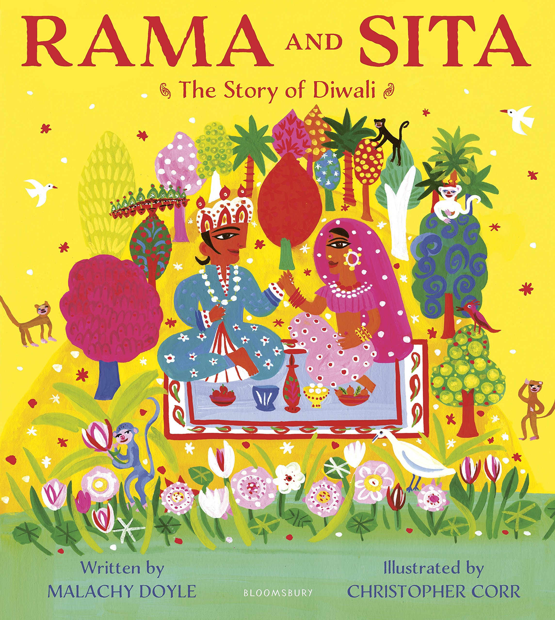 Image result for rama and sita book