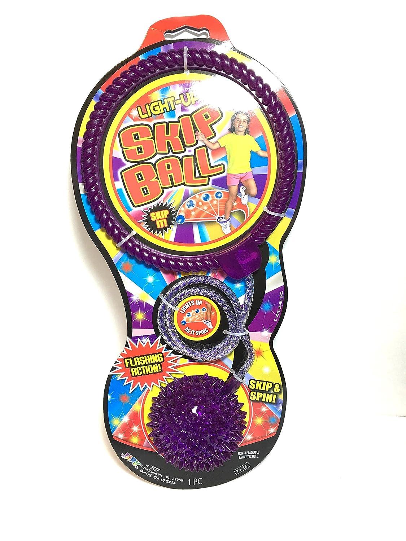 Ja Ru Light Up Skip Ball