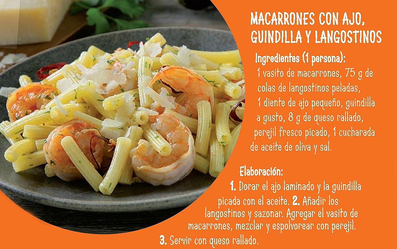 Brillante Macarrones 170G X 2 - [Pack De 8] - Total 2720 Gr: Amazon.es: Alimentación y bebidas